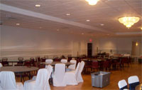 Ballroom Without Chair Covers