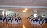 Same Ballroom With Chair Covers