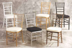 Chiavari Chair Samples