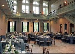 Reception Room With Chiavari Chairs