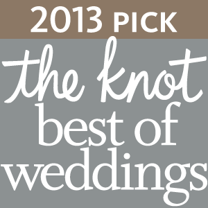 2013 Pick – The Knot – Best of Weddings