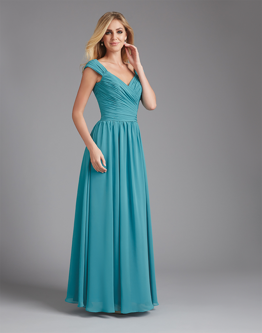 Allure bridesmaids 1374 - Couture Bridal