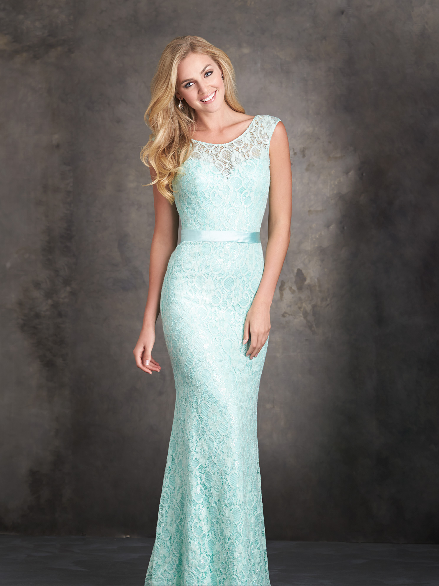 Allure Bridesmaids 1405 - Couture Bridal