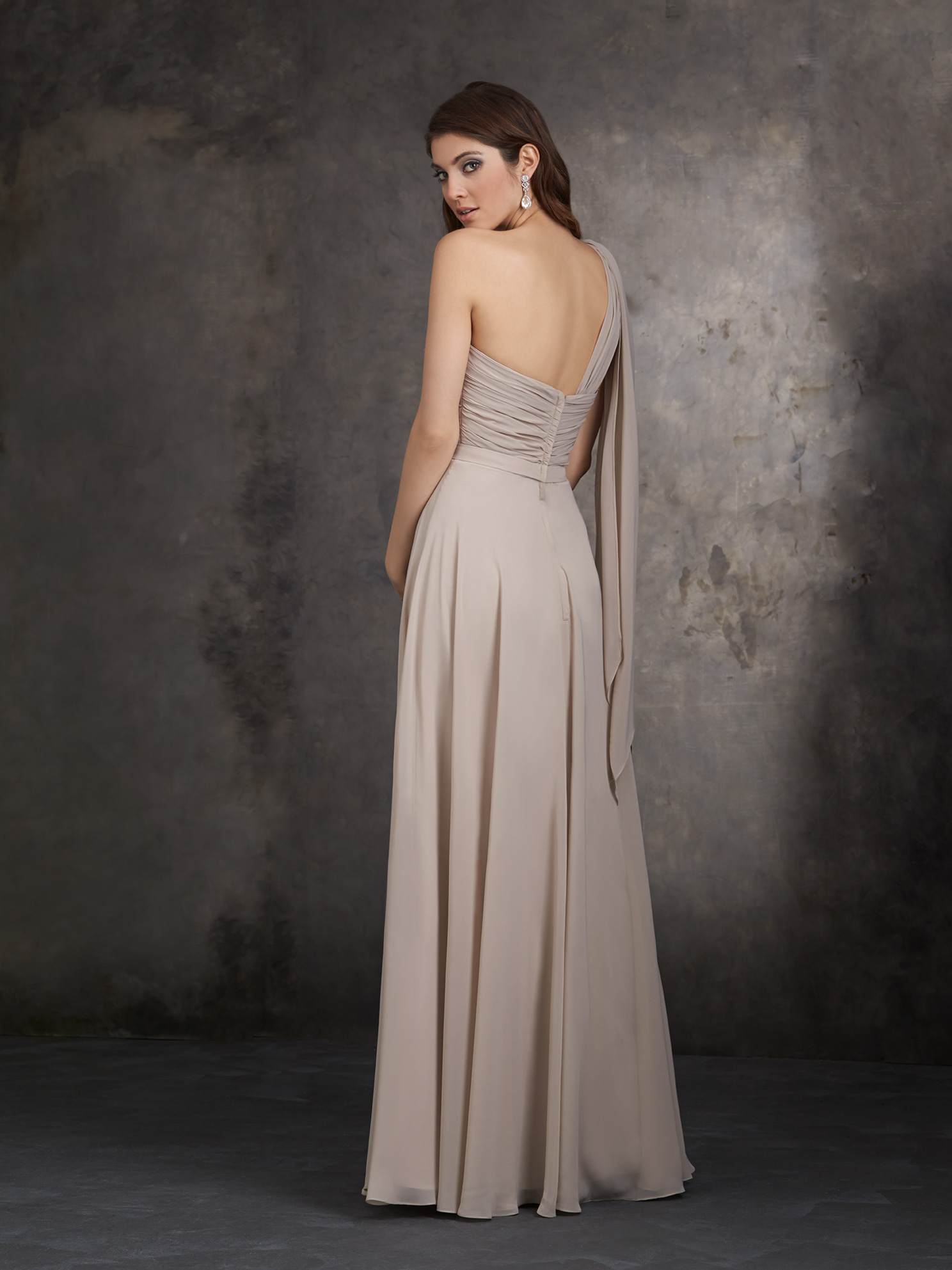 f7d6f6bbc12 Allure Bridesmaids 1407 - Couture Bridal