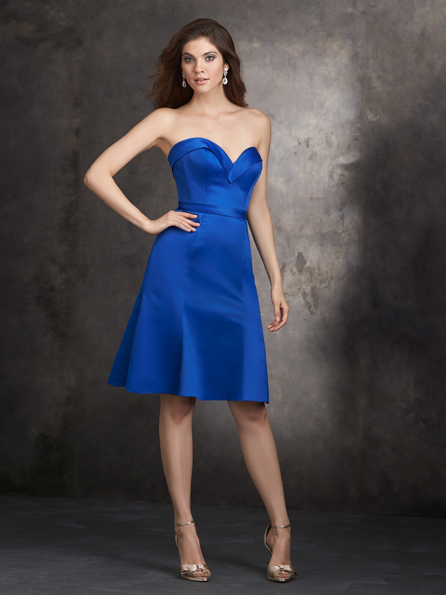 Allure Bridesmaids 1419