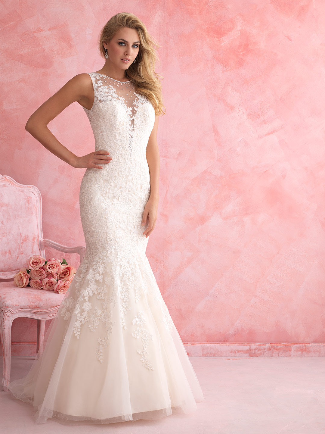 Allure 2807 Couture Bridal