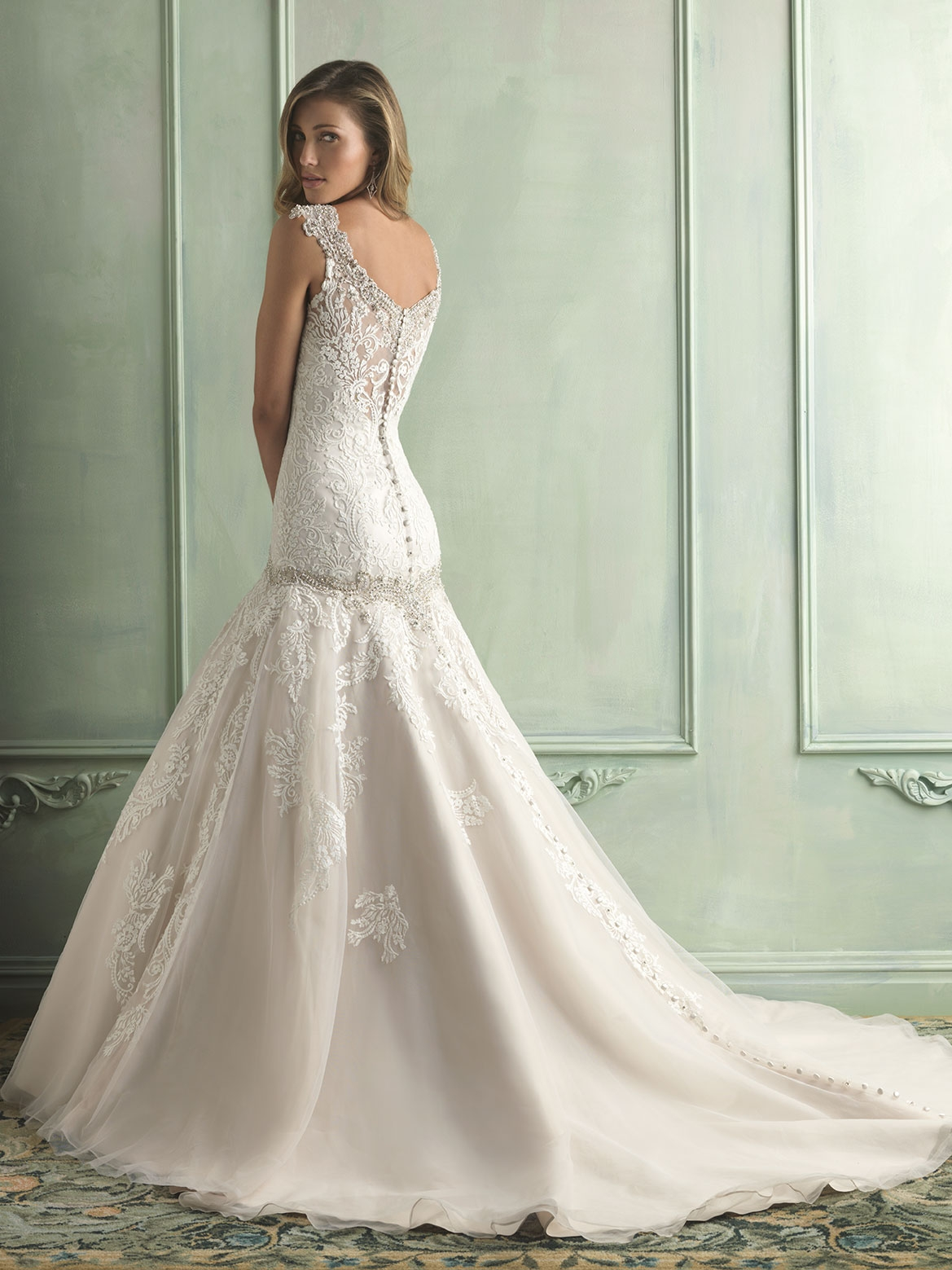 Allure Bridal 9127 - Couture Bridal