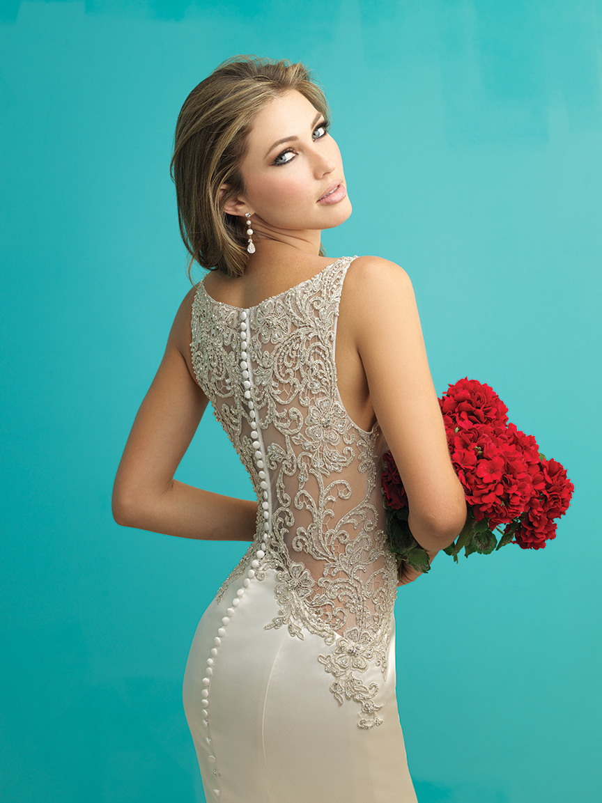 Allure 9252 - Couture Bridal