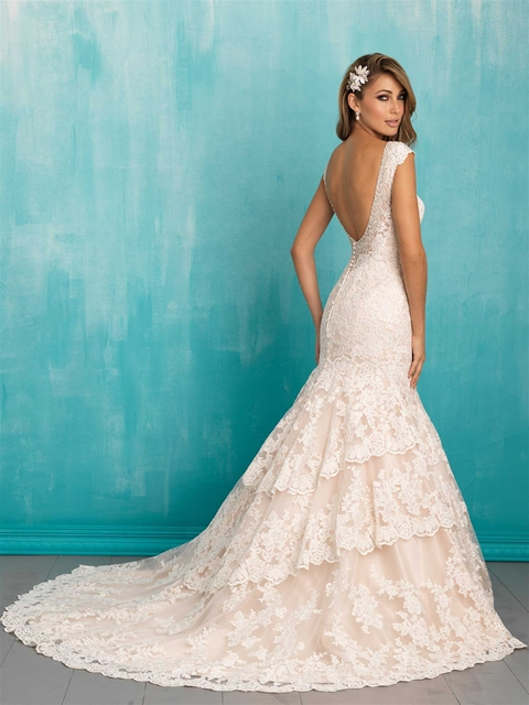 Allure 9311 Couture Bridal