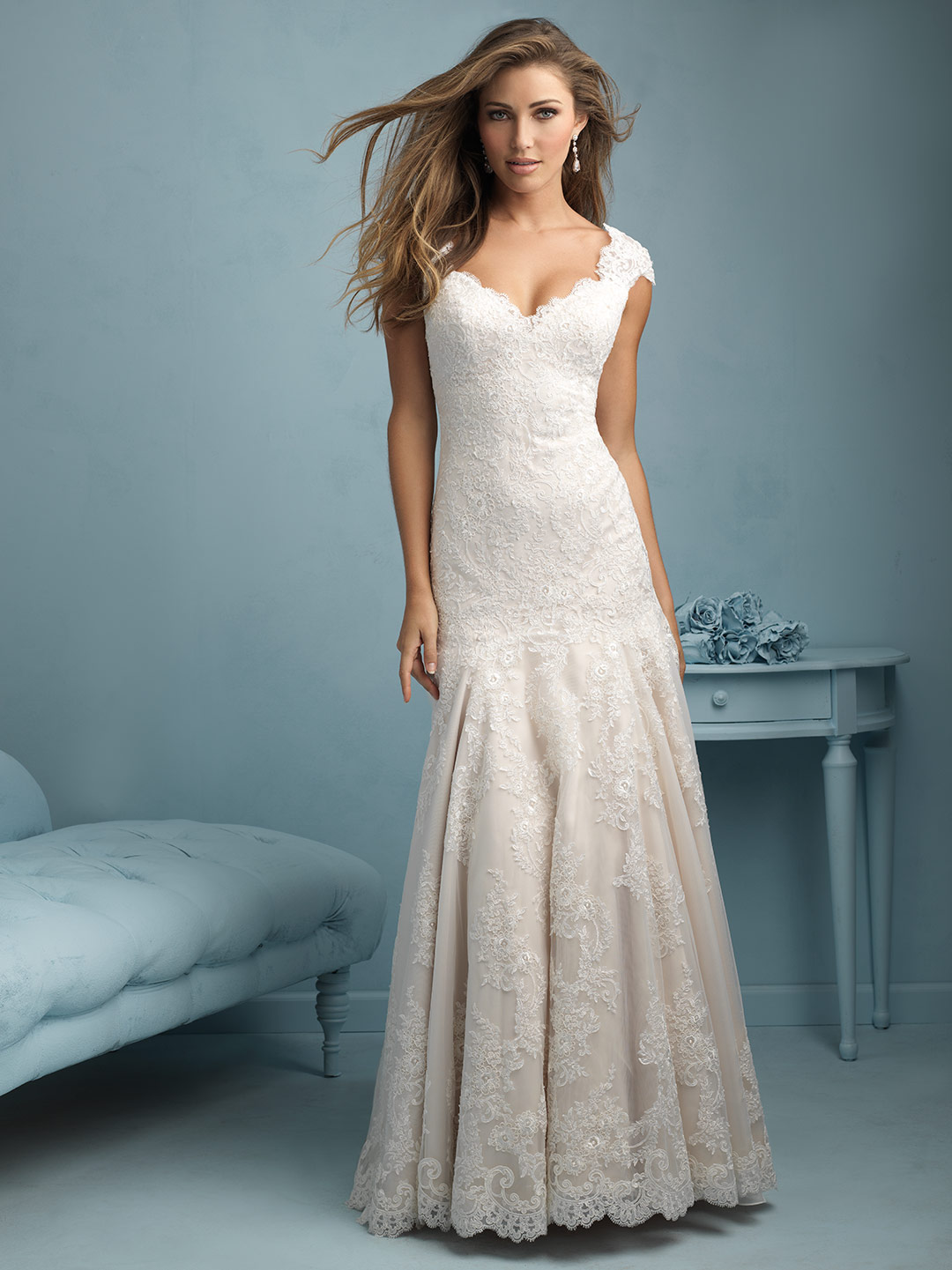 Allure Bridals 9208 Couture Bridal
