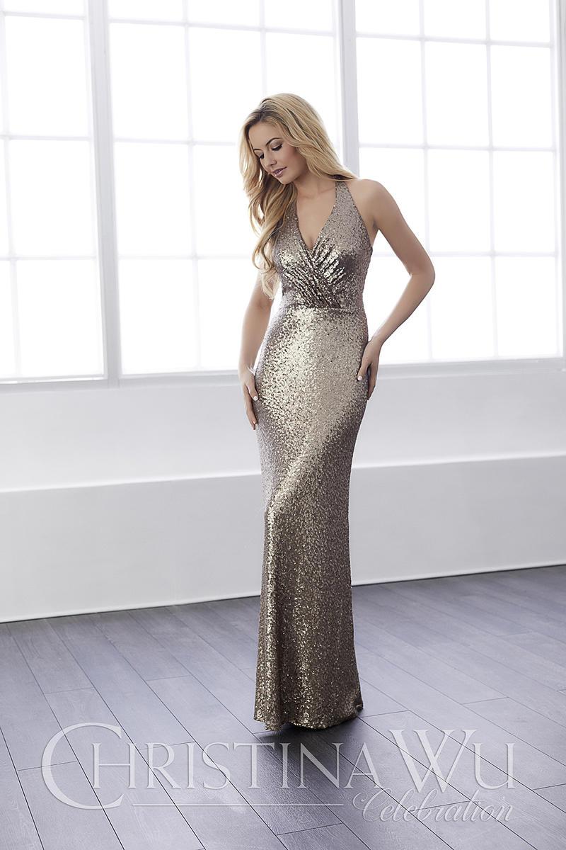 4788dd18ec Home   Bridesmaid s Dresses   Christina Wu 22809. 22809F