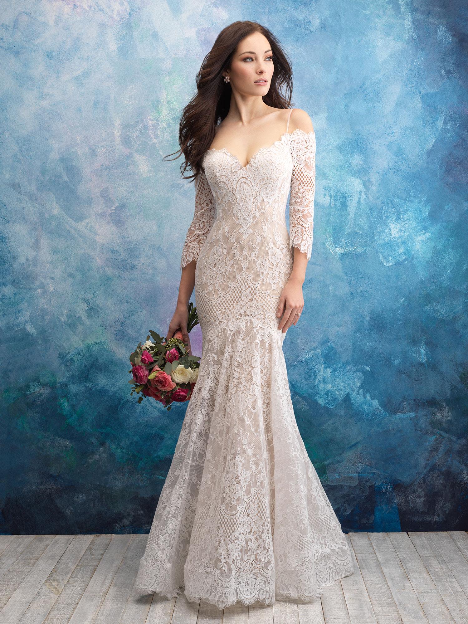 c01afe8d1b0 Allure 9551 - Couture Bridal