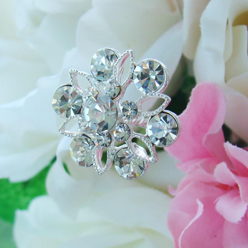 Crystal Bouquet Jewelry