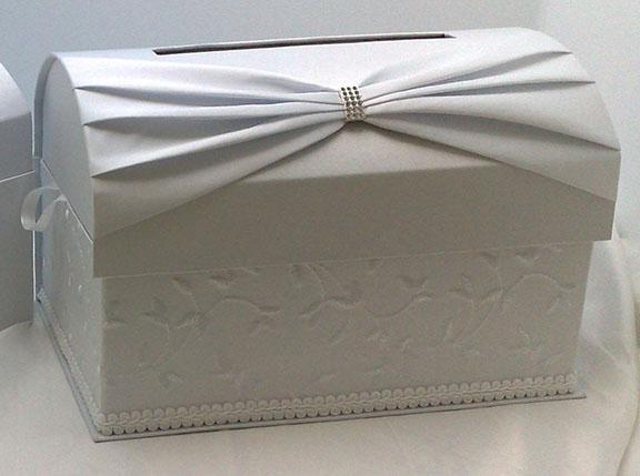 Metal Decorative Wedding Gift Card Holder Box - Gift Ideas